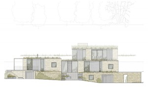 Proposed East Elevation